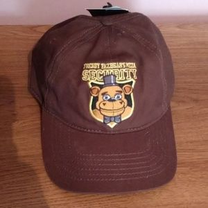 Kids Five Nights at Freddy's Baseball Hat